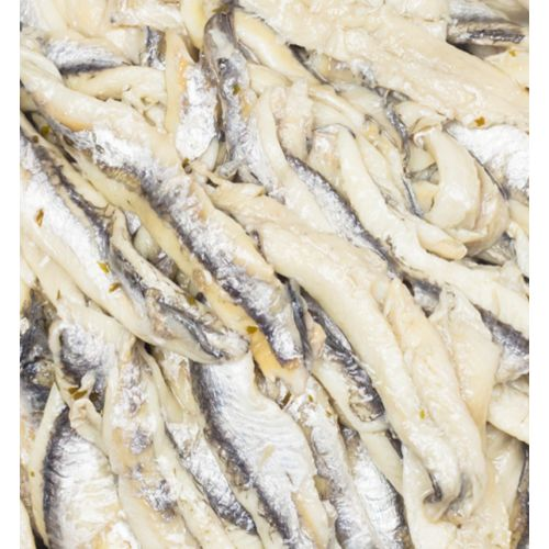 Marinated White Anchovy Fillets Boquerones 0.6kg