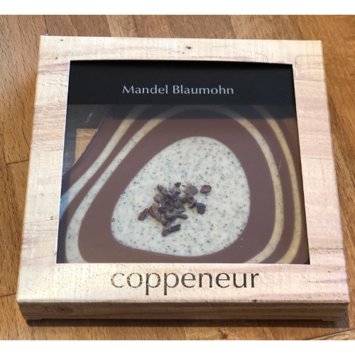 Coppeneur Blue Poppy Seeds and Almond 100g