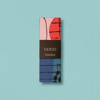 Coco Choco Isle of Skye Sea Salt Caramel 5 Truffles 60g