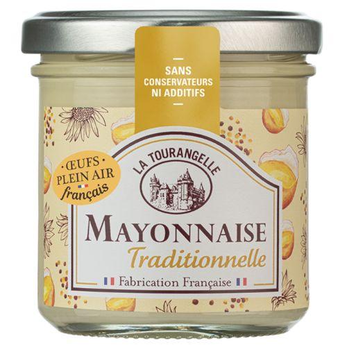 La Tourangelle Mayonnaise Traditionnelle 135g