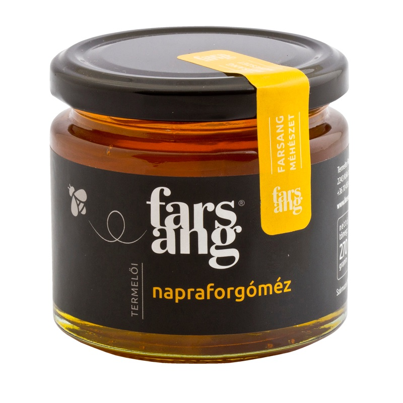 Farsang sunflower honey 270g