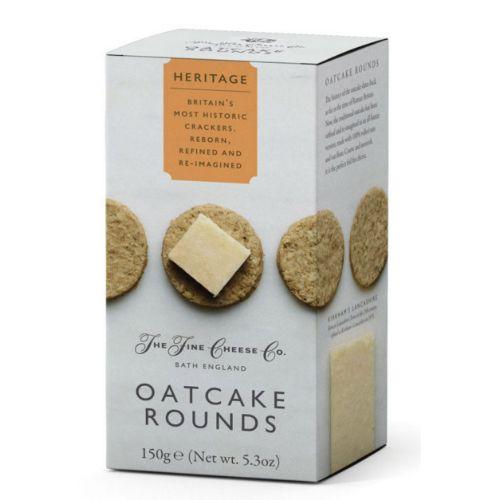 Fine Cheese Oatcake Rounds 150g