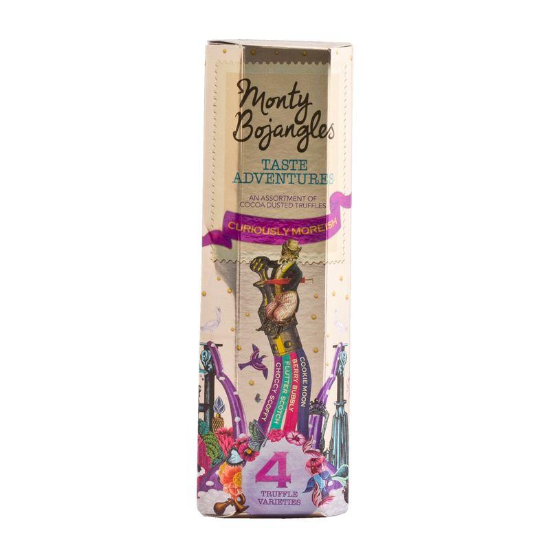 Monty Bojangles Taste Adventures 4 Truffle Varieties 36g