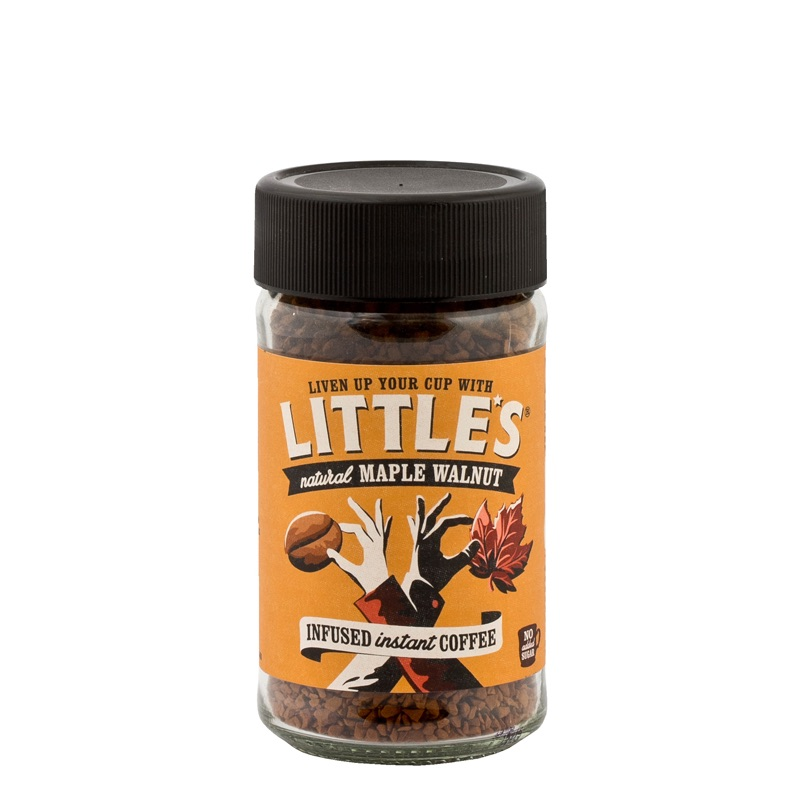 Little's instant coffee + maple 50g