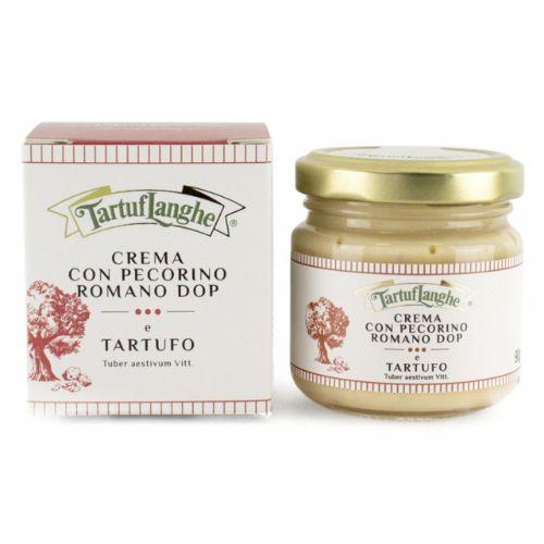 Tartuflanghe Pecorino Romano DOP Truffle Cream 90g