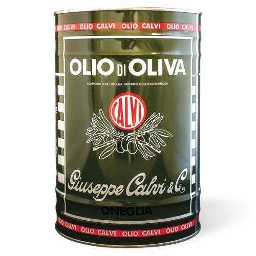 Calvi Olive Oil, 5l Metal Tin