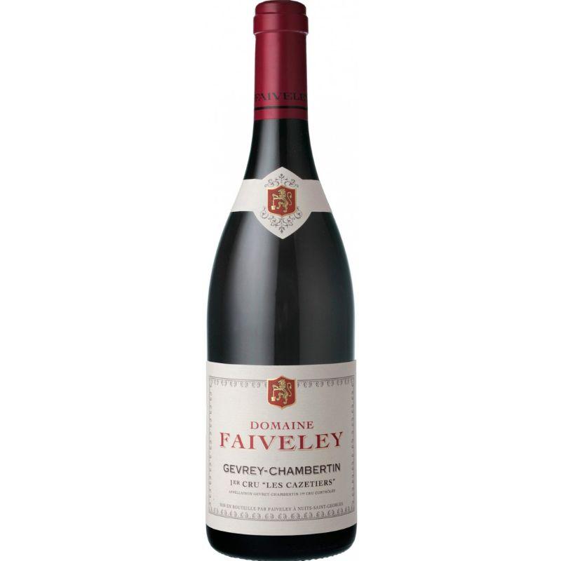Domaine Faiveley Gevrey-Chambertin 1er Cru Les Cazetiers 2014 0,75l