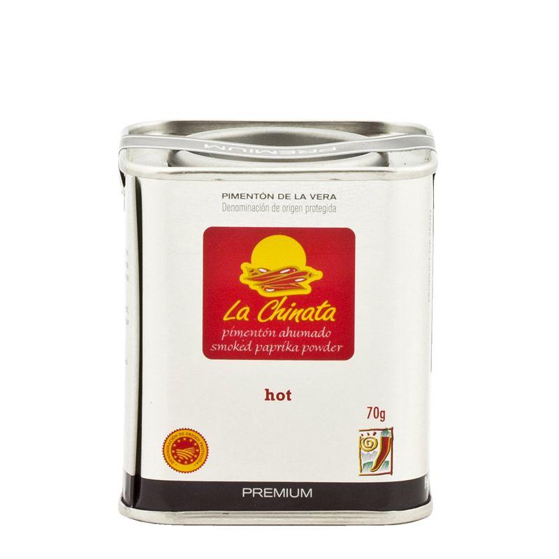 La Chinata Premium Smoked paprika hot 70g