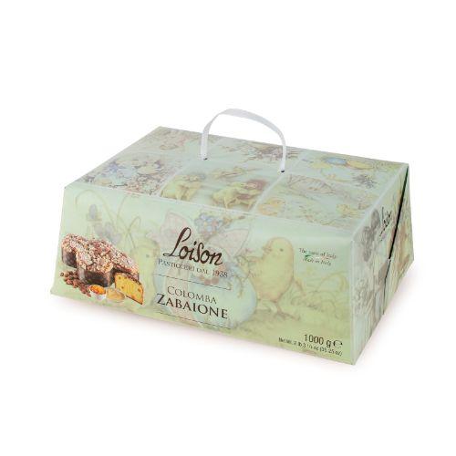 Loison Colomba Zabaione Cream Astucci L812 1kg
