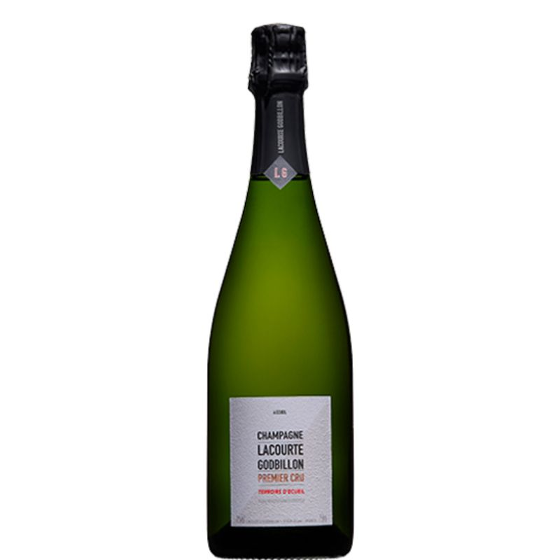 Lacourte Godbillon Premier Cru Terroirs D'Ecueil Brut 0,75l 201711
