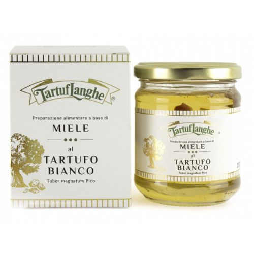 Tartuflanghe Honey with White truffle 260g