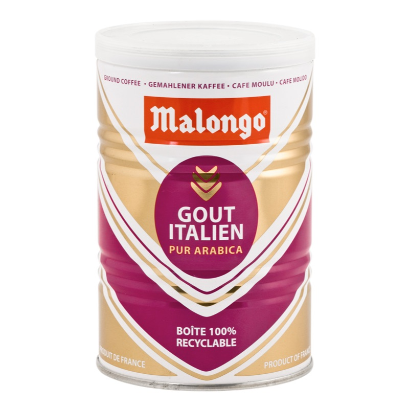 Malongo Café Gout Italien 250g