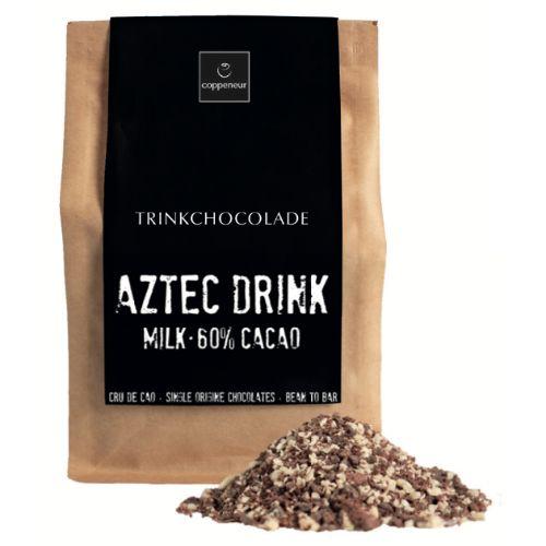 Coppeneur Aztec Drinking Chocolate 60% Milk 200g