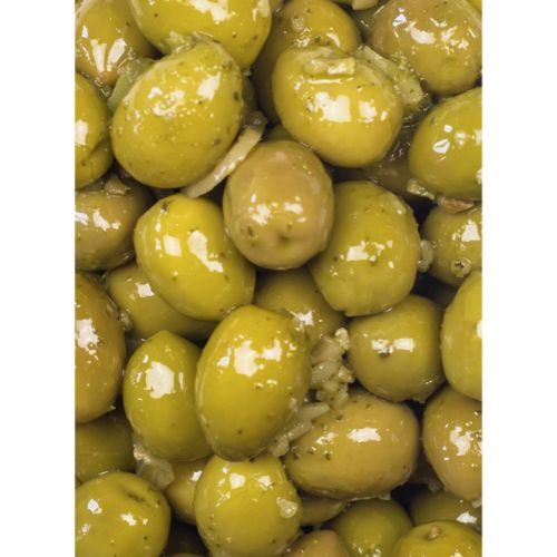 Pistou Olives Green Pitted TFO