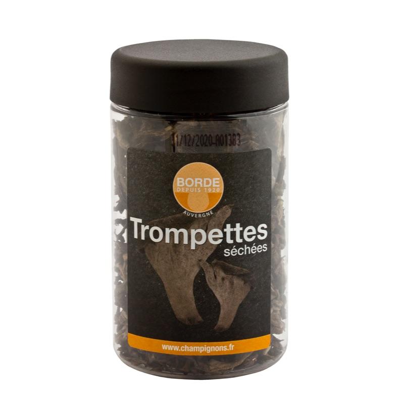 Borde Dried Black Trumpet Mushrooms 30g