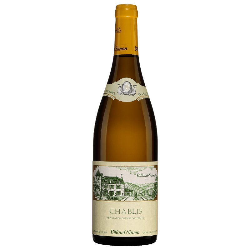 Billaud-Simon Chablis ACC 2018 0,75l