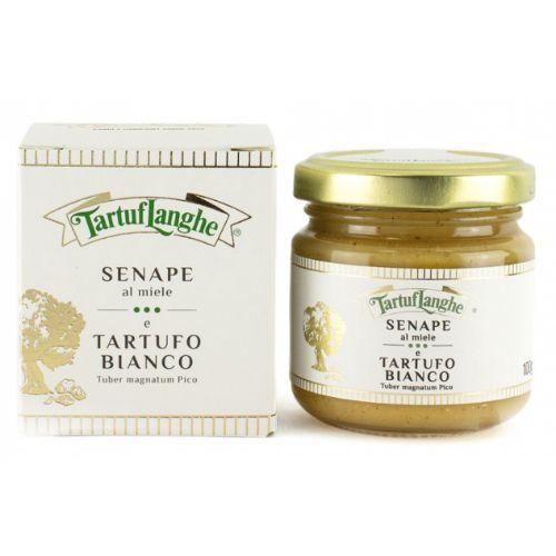 Tartuflanghe Mustard with White Truffle 100g