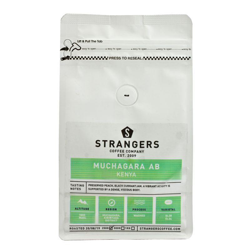 Strangers Coffee Muchagara Kenya 250g