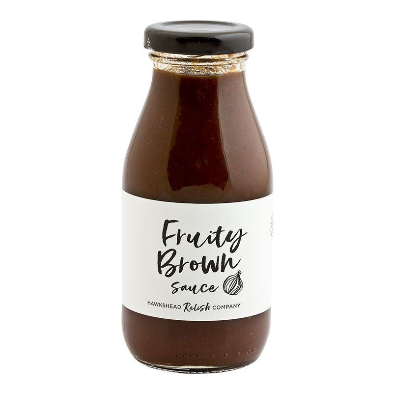 Hawkshead Relish Fruity Brown Sauce 280g