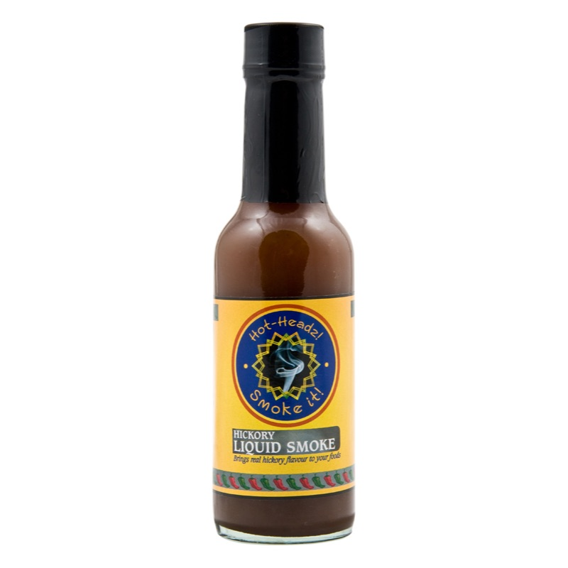 Hot Headz Hickory Liquid Smoke 148ml