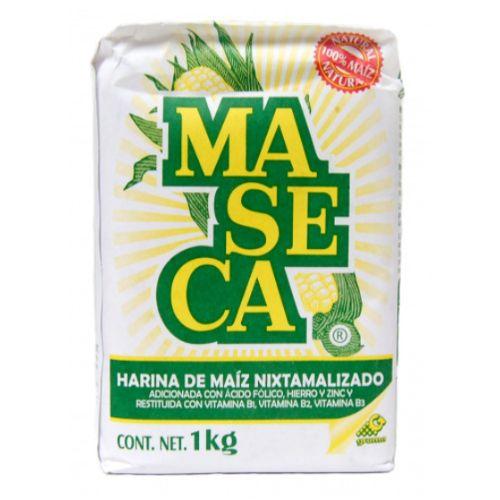 Maseca White Corn Flour 1kg (Hari Masa)