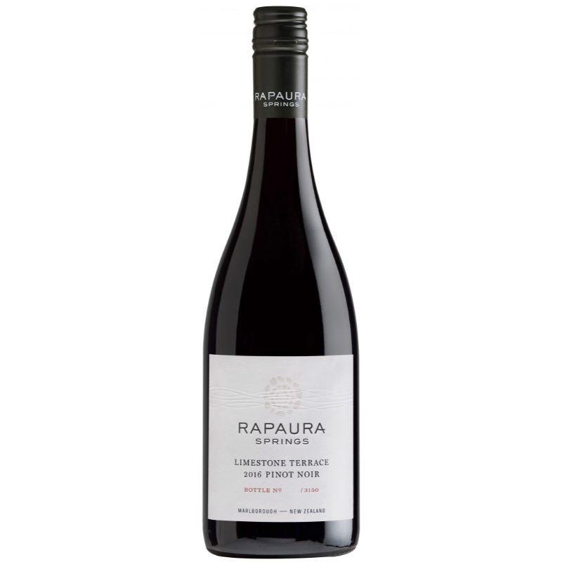 Rapaura Springs Limestone Terrace Pinot Noir Single Vineyard 2016 0,75l