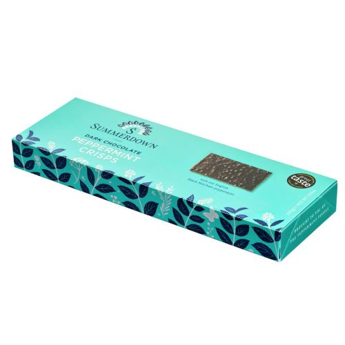 Summerdown Mint Chocolate Peppermint Crisps 200g