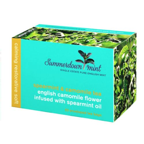 Summerdown Spearmint & Camomile Tea 24g