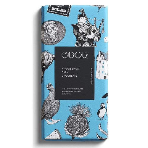 Coco Choco Dark Haggis Spice 80g