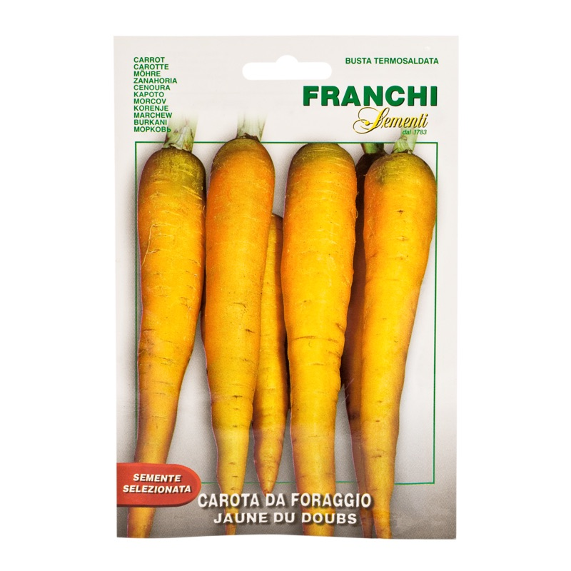 Franchi Yellow Carrot