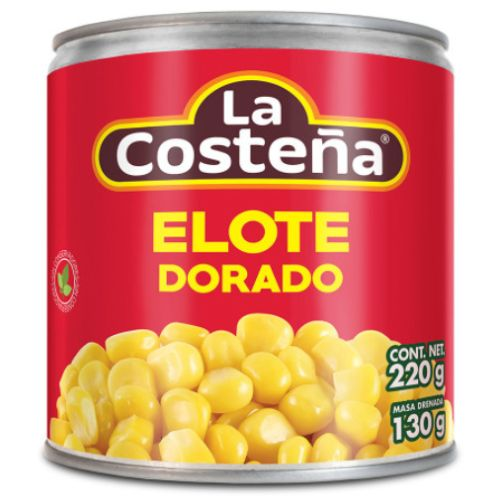 La Costena Golden Corn Whole 220g