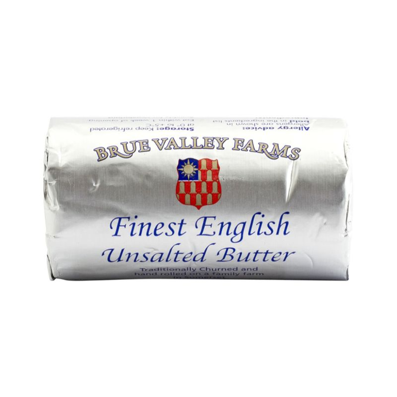 Brue Valley* Finest English Unsalted Butter 200g