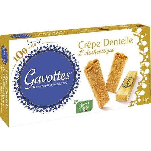 Gavottes Crêpes Dentelle, The Original 125g