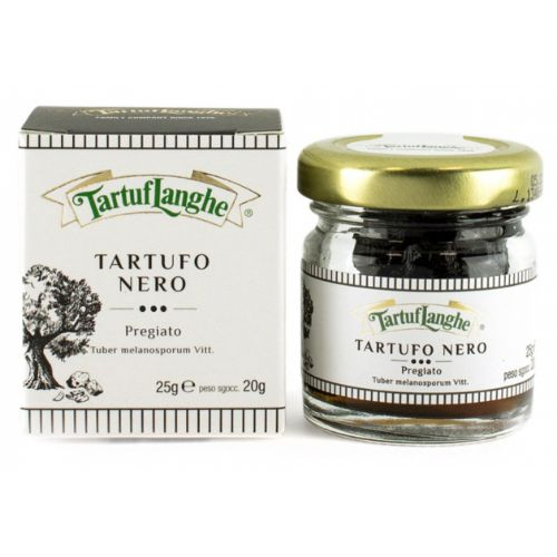 Tartuflanghe Melanosporum Black truffle whole 20g