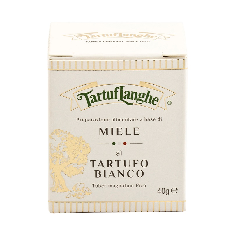 TartufL Miele con Tartufo Bianco 40g