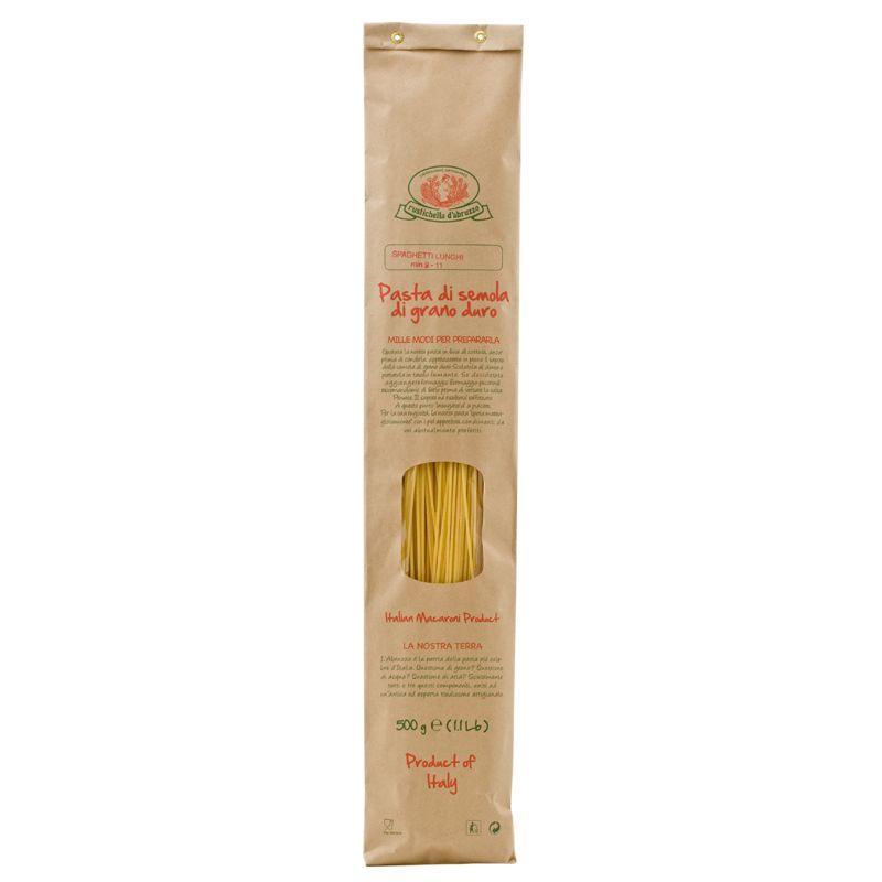 Rustichella Spaghetti lunghi 500g