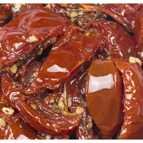 IT Semi Dried Cherry Tomatoes TFO