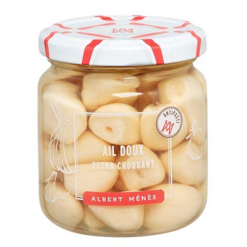 Albert Menes Crunchy Sweet Garlic Pickle 200g