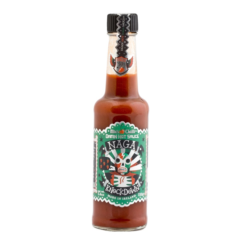 Mic's Chilli Naga Knockdown 155g