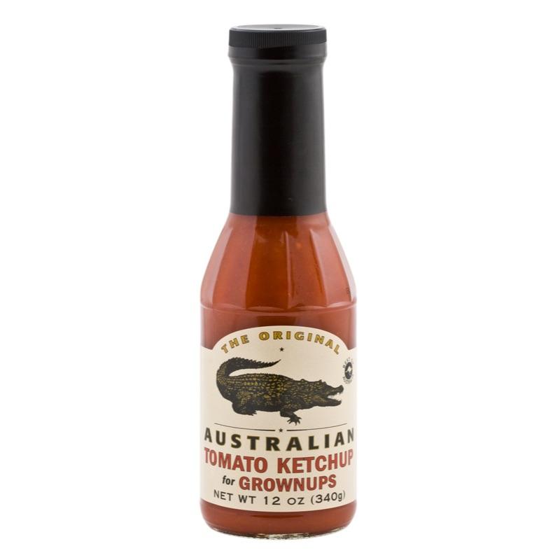 Australian Tomato ketchup grownups 355ml