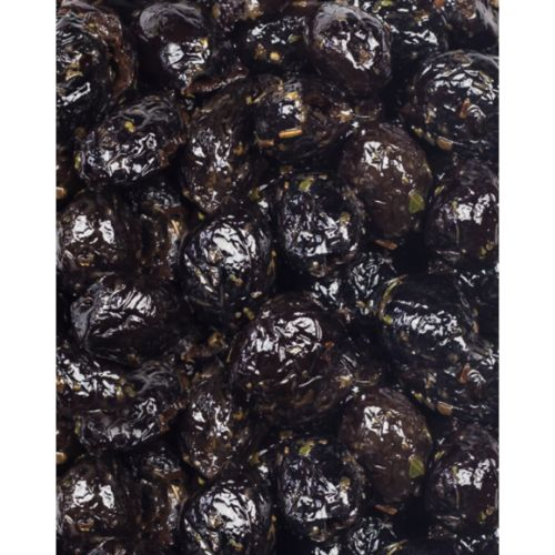 IT Pitted Black Olives Herbes de Provence TFO
