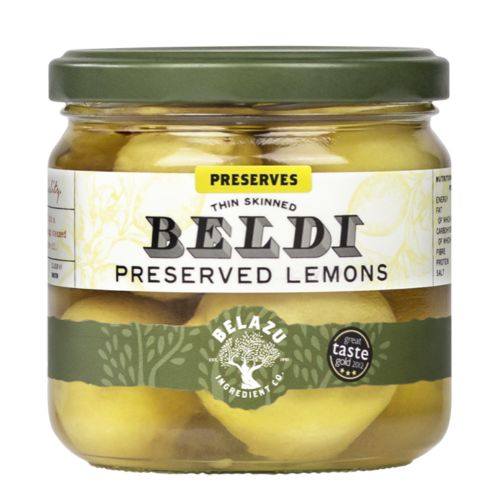 Belazu Preserved Lemons 220g