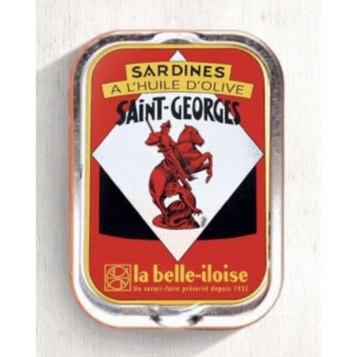 Belle Iloise Saint-Georges Sardines in Olive oil 115g