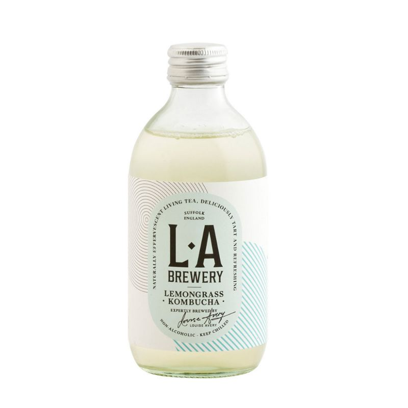 LA Brewery* Kombucha Lemongrass 300ml