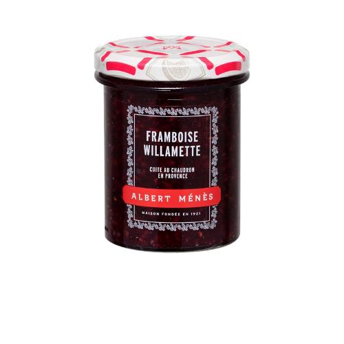 Menes Raspberry Jam Willamette 280g