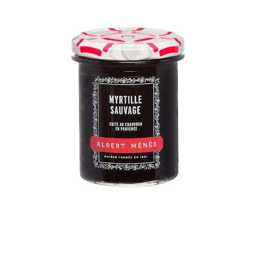 Menes Myrtille Blueberry Jam 280g