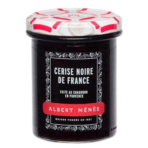 Albert Menes Black Cherry Jam Extra 280 g