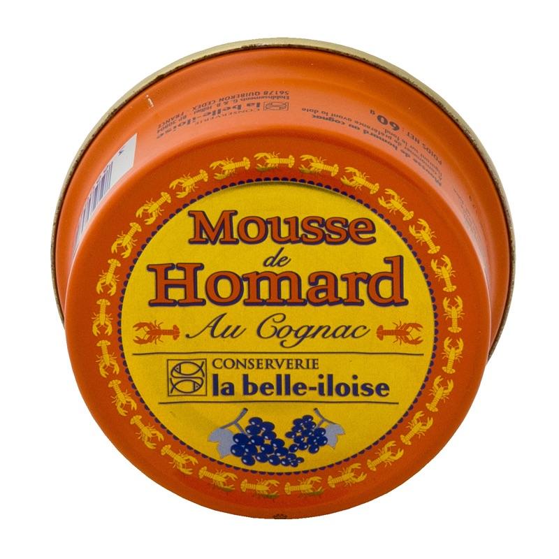Belle Iloise Lobster Mousse Cognac 60g
