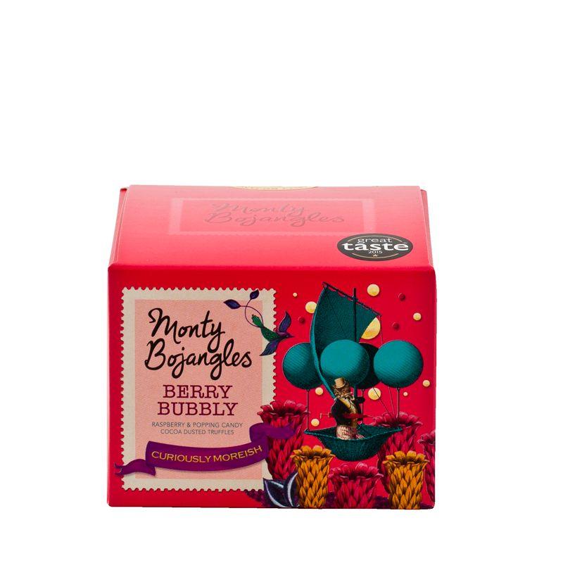 Monty Bojangles Berry Bubbly 100g