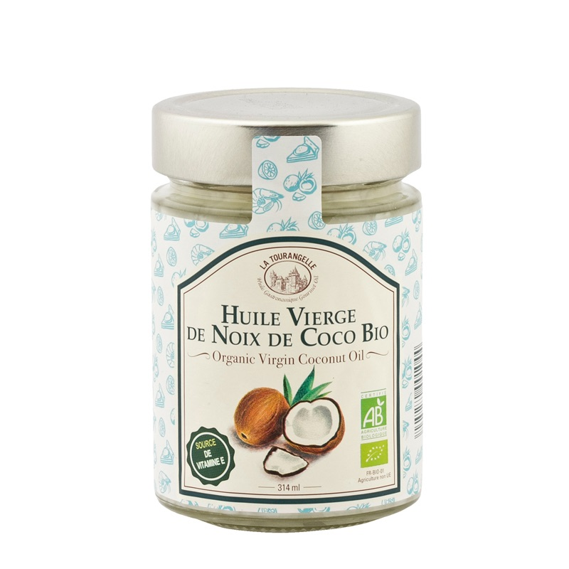 La Tourangelle Coconut oil 314ml